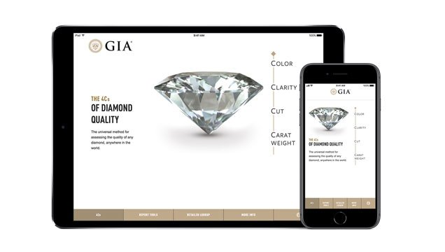 GIA app example